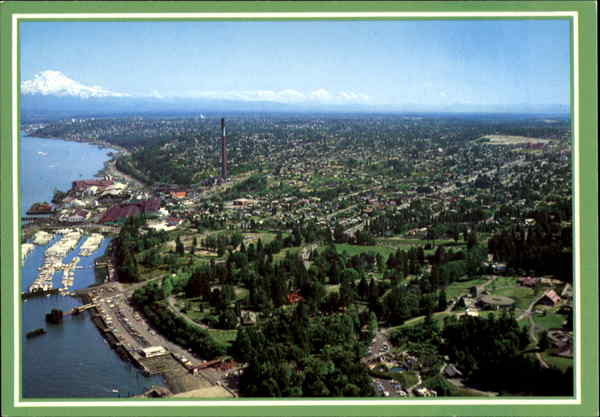 Point Defiance Park Tacoma Washington