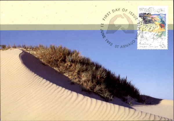 Landcare 45c Stamp Australia First Day Covers
