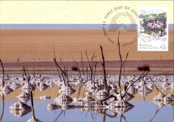 Landcare Australia First Day Covers