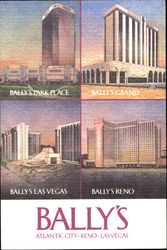 Bally's Casino Hotels