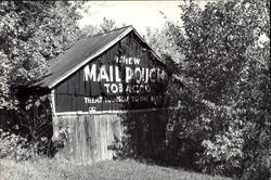 Mail Pouch #1, Greene County
