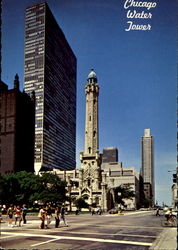 Chicago Water Tower