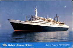 Holland America Cruises Postcard