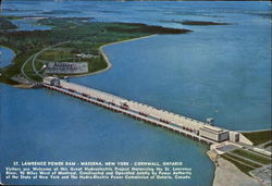 St. Lawrence Power Dam & Niagara Power Project