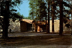 Shrine Of The Ages Chapel, Grand Canyon National Park Postcard