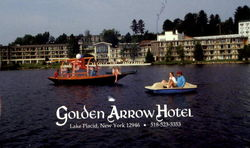 Golden Arrow Hotel