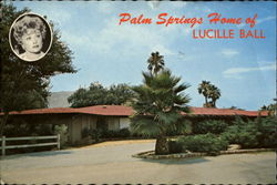 Palm Springs Home Of Lucille Ball