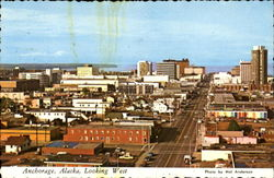Anchorage Looking West