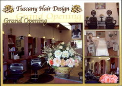 Tuscany Hair Design, 1350 Grant Road
