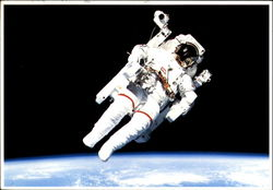 Astronaut Manned Maneuvering Unit