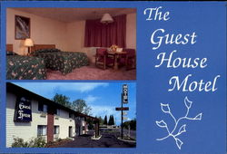 The Guest House Motel, 1335 Ivy St.