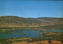 Haines Point Provincial Park And Osoyoos Postcard