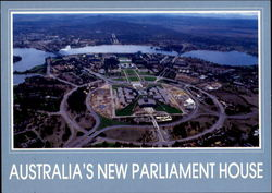 Australia's New parliament House