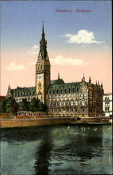 Hamburg. City Hall