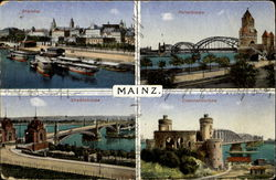 Mainz. City images