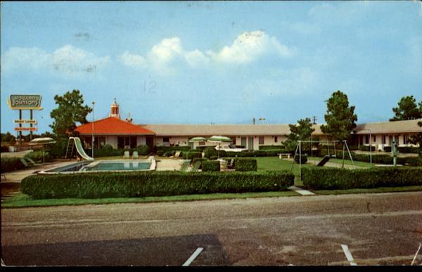 Howard Johnson 39 S Motor Lodge U S 301 I 95 South