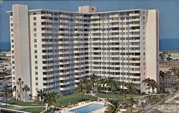 Coral Ridge Towers, 3233 N. E. 34th Street Ft. Lauderdale Florida