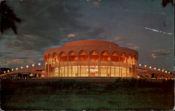 Grady Gammage Memorial Auditorium, Arizona State University Tempe