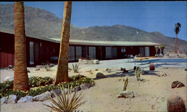Home Of Bing Crosby Palm Springs California