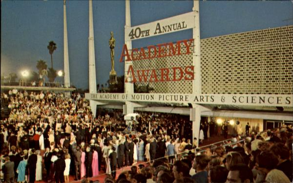 Annual Academy Award Events Santa Monica California