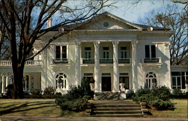 The Governor's Mansion, 1142 South Perry Street Montgomery Alabama