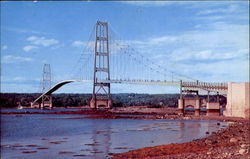 The Beautiful Deer Isle Bridge