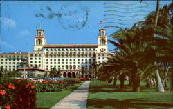 Majestic Breakers Hotel Postcard