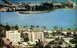 Gulf Stream Hotel And Villas Postcard