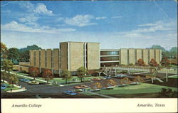 Amarillo College Postcard