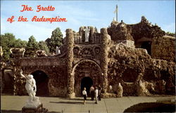 The Grotto Of The Redemption