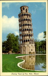 Leaning Tower Of Pisa, 6300 Touhy Ave.