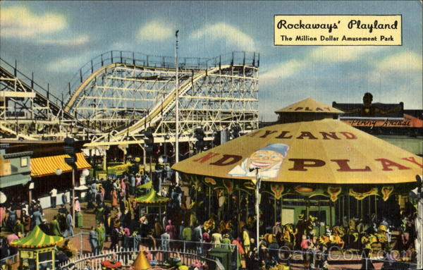 Rockaway Beach Amusement Park New York