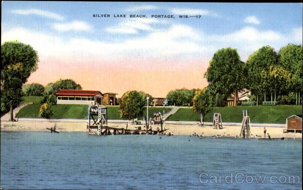 Silver Lake Beach