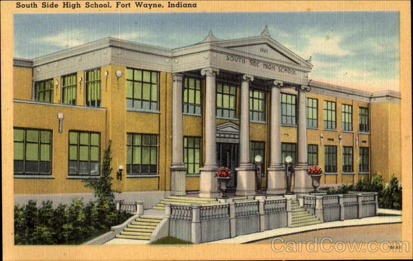 South Side High School Fort Wayne Indiana