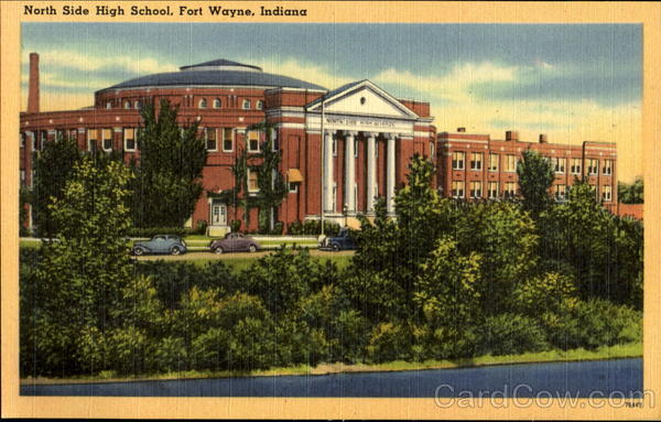 North Side High School Fort Wayne Indiana