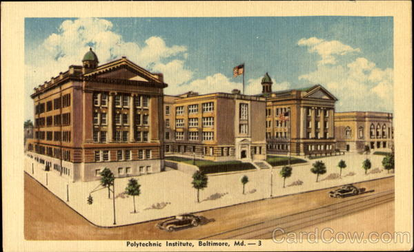 Polytechnic Institute Baltimore Maryland