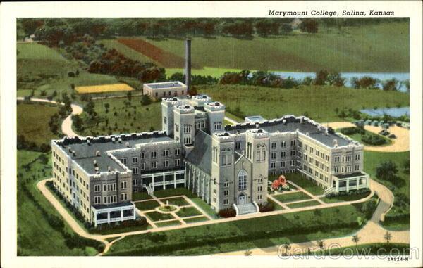 Marymount college salina kansas