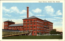Sugar Factory Postcard