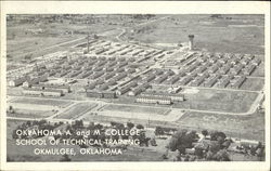 Oklahoma A And M College School Of Technical Training