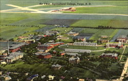 Air View Agricultural College