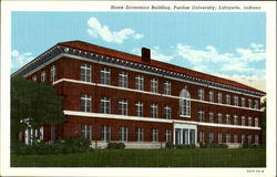 Home Economics Building, Purdue University