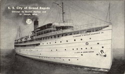 The S. S. City Of Grand Rapids
