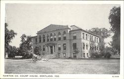Newton Co. Court House