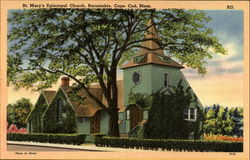 St. Mary's Episcopal Church, Cape Cod