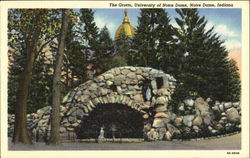 The Grotto, University of Notre Dame