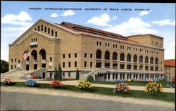 Gregory Gymnasium-Auditorium, University of Texas