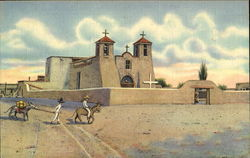 Church At Ranchos De Taos