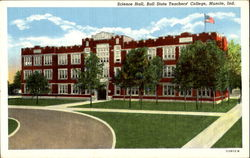 Science Hall, Ball State Teachers College