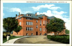 Southwestern Louisiana Institute, Martin Hall