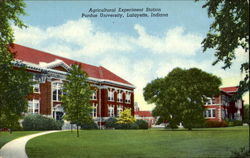 Agricultural Experiment Station, Purdue University